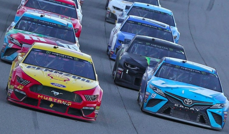 NASCAR Wanted To Add A 4th Stage Because Nothing Makes Sense